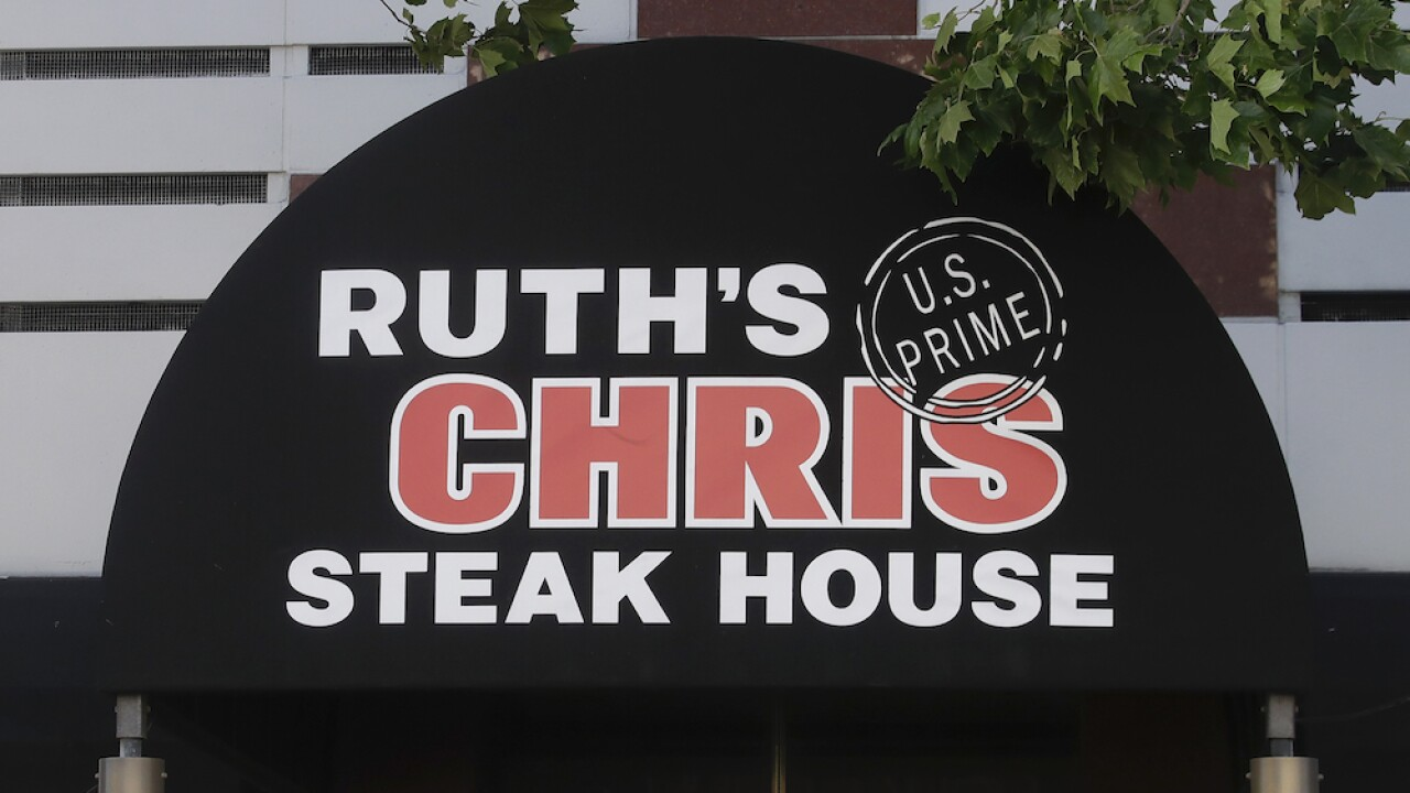 Ruth's Chris Steakhouse promises to return $20M in federal loans meant for small businesses