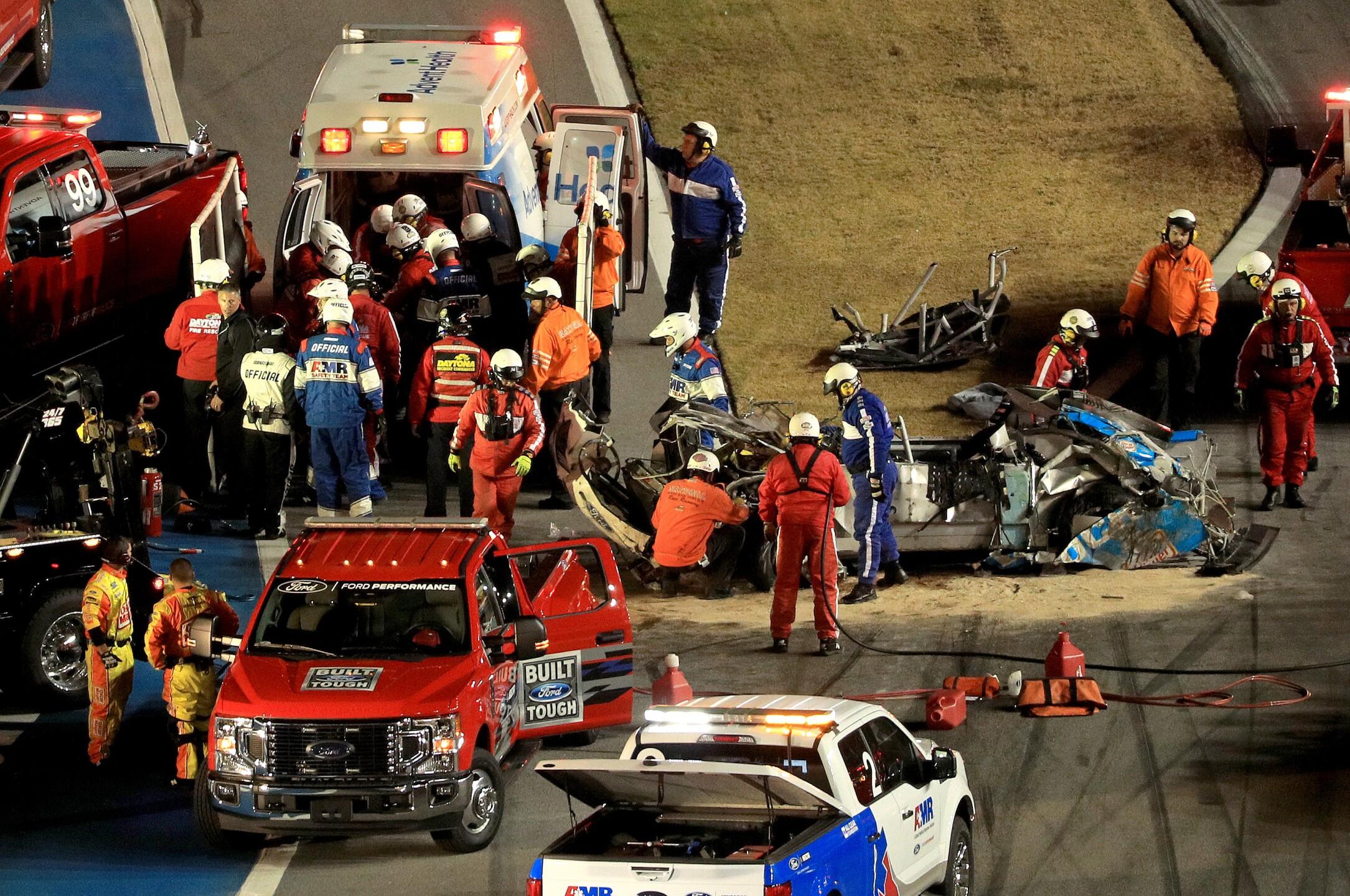 NASCAR Cup Series 62nd Annual Daytona 500