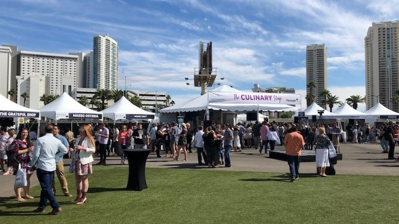 Usa Today Wine Food Tour Headed Back To Las Vegas In October