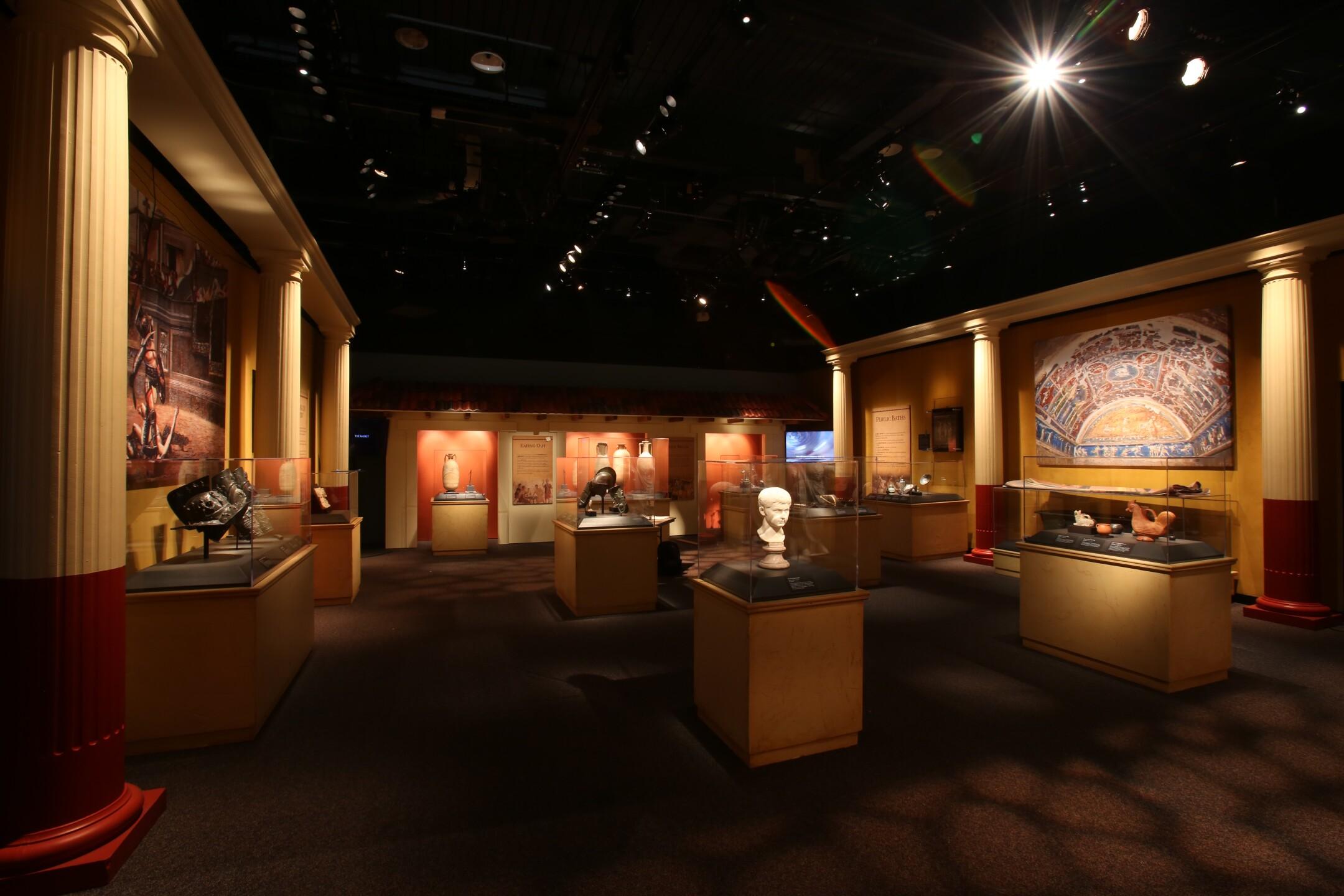 Photos: Pompeii: The Exhibit to bring more than 150 artifacts to Salt Lake City's LeonardoMuseum