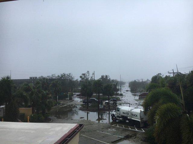 Photos: Storm damage in Southwest Florida from Hurricane Irma