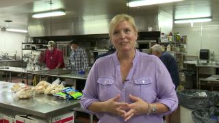 Teresa Loftus, senior nutrition program manager for Meals On Wheels in Great Falls