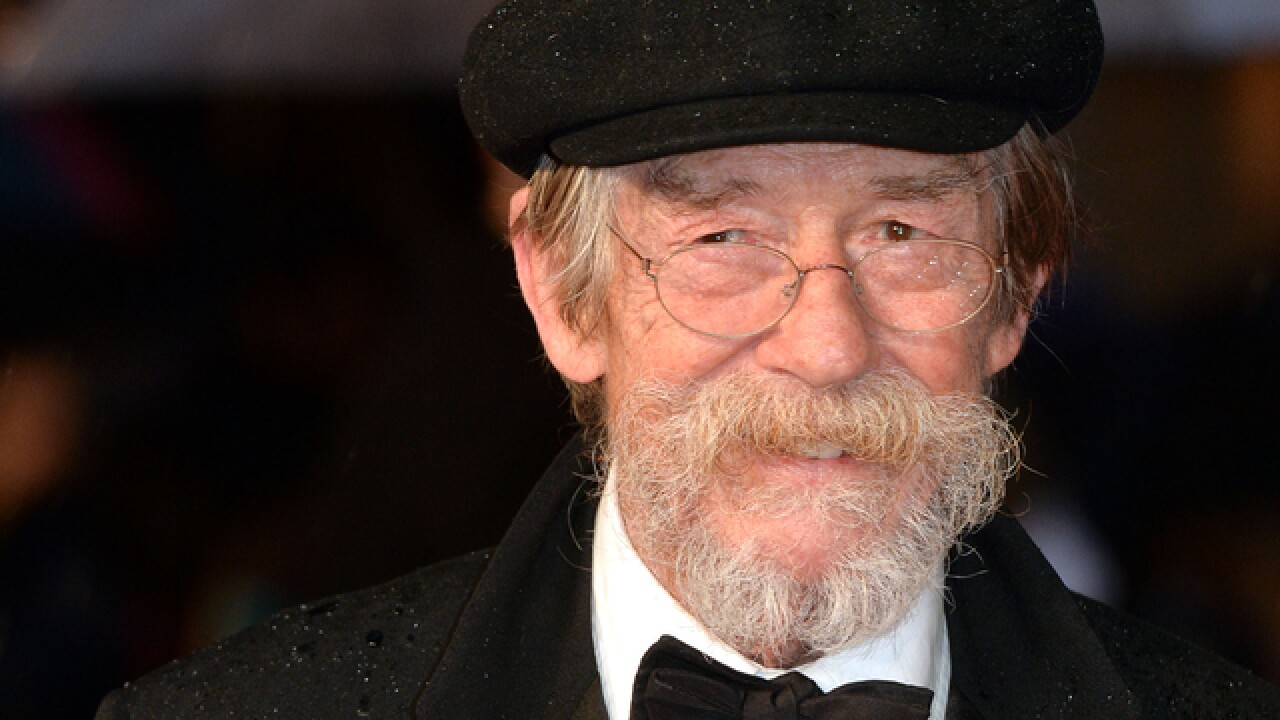 'Elephant Man,' 'Harry Potter' actor dies at 77