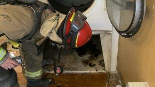 CSFD dryer fire