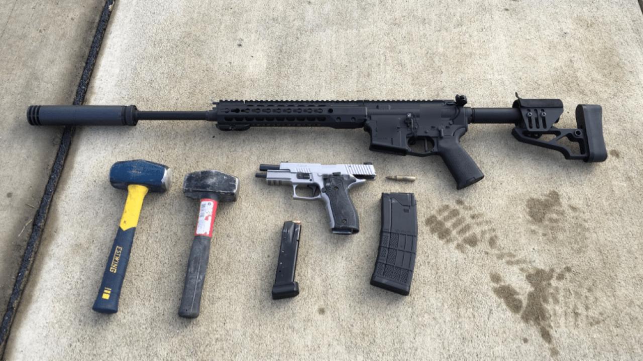teen weapons