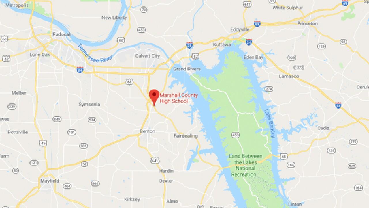 2 Students Dead, 18 More Hurt In Kentucky School Shooting