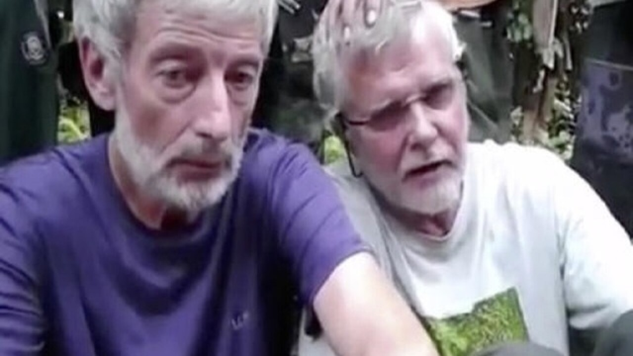 Philippine officials confirm militants beheaded Canadian hostage