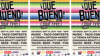 6 reasons to go to Que Bueno Taco Fest this Saturday