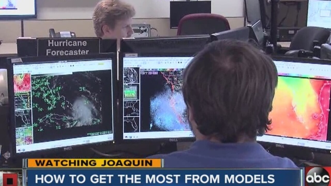 Hurricane models tell 'a part' of the story