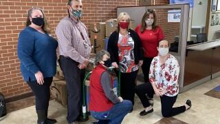 Red Cross VA Donations