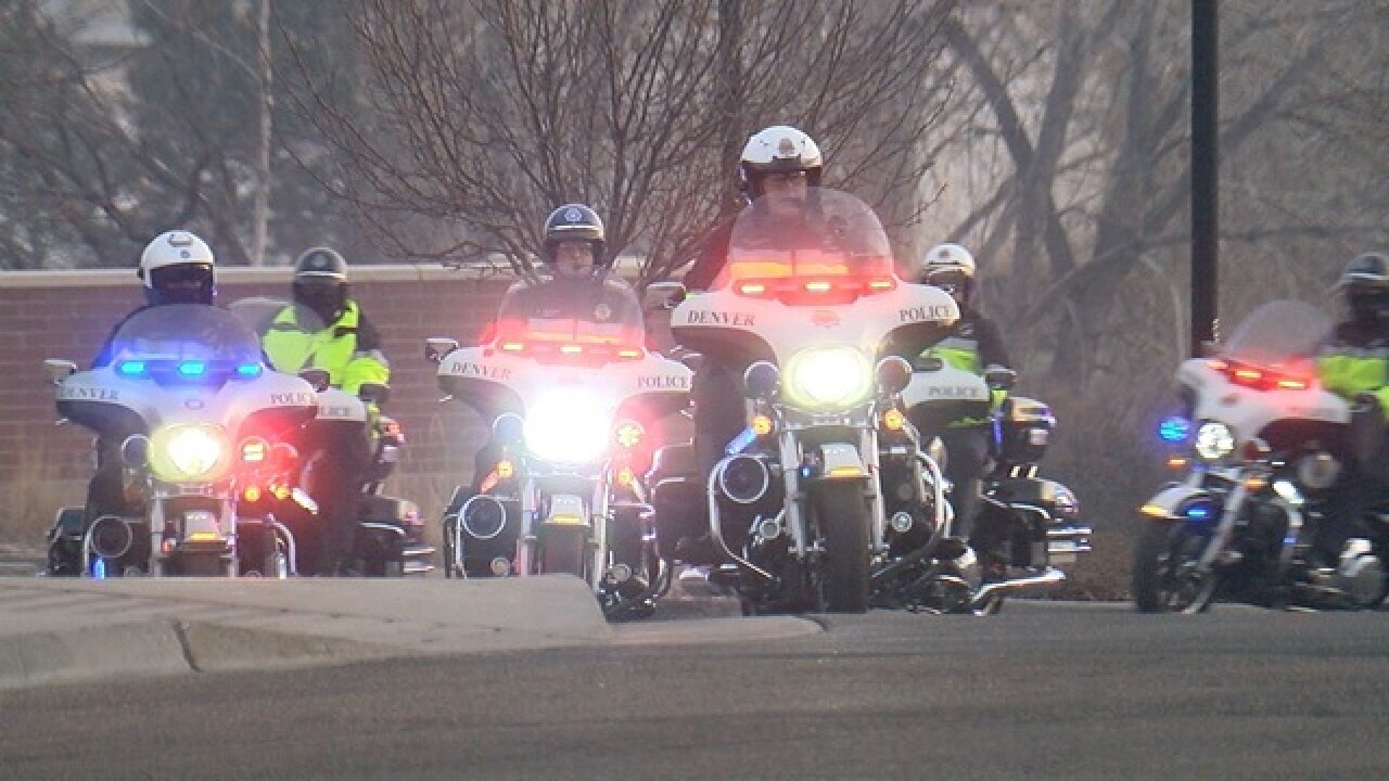 WATCH LIVE: Deputy Gumm funeral procession