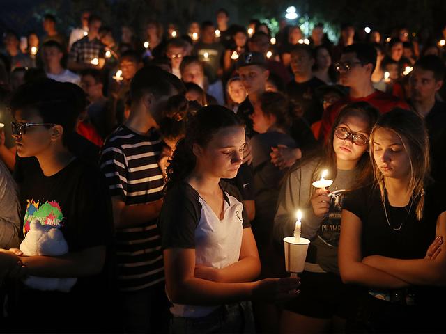 PHOTOS: Mass shooting at Marjory Stoneman Douglas High School in Parkland, Florida