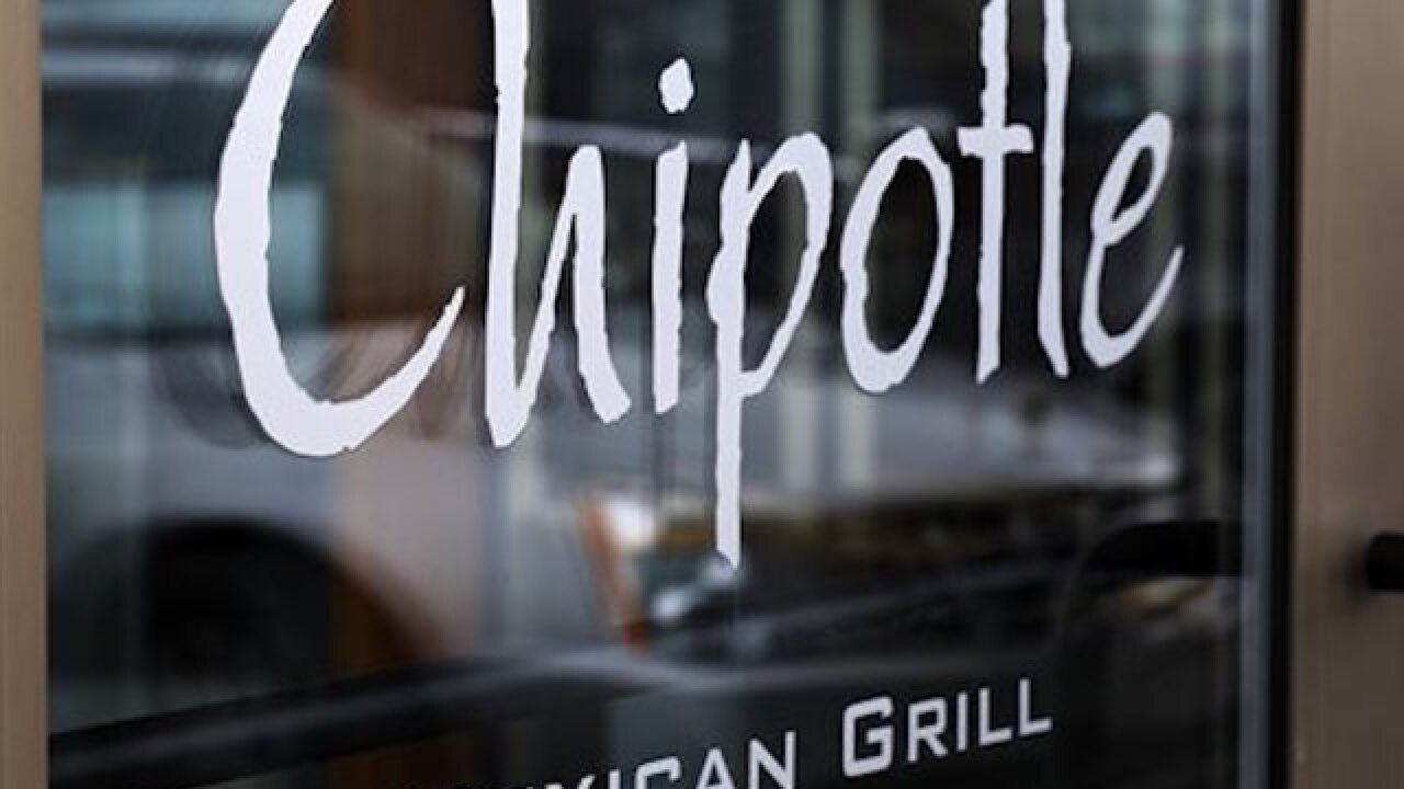 Chipotle customers sue over 300-calorie burrito