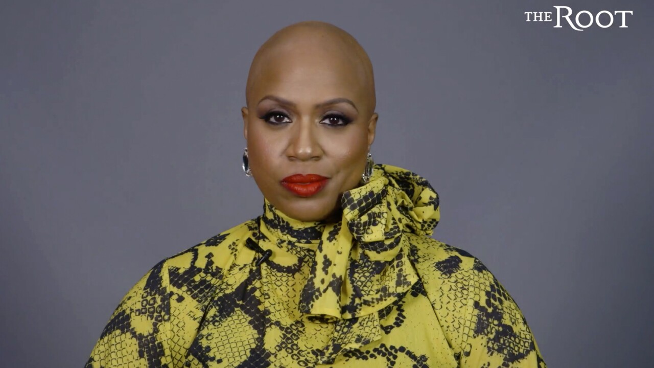 Rep. Ayanna Pressley goes public with baldness brought on by alopecia