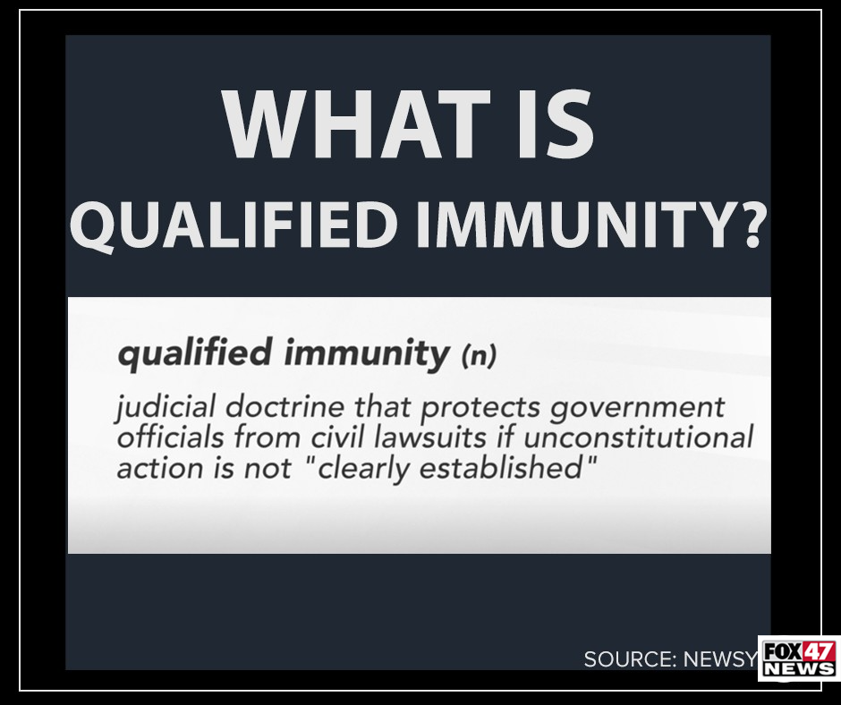 What is Qualified immunity?