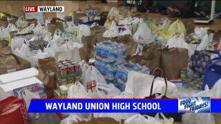 Food Fight Fridays: Wayland Union HighSchool
