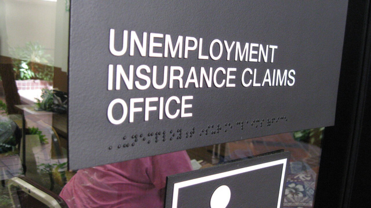 Idaho unemployment claims drop 17% from previous week at the end of July