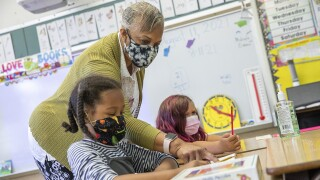 Virus Outbreak California Schools