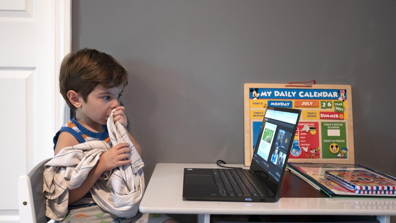 Virus Outbreak Distance Learning