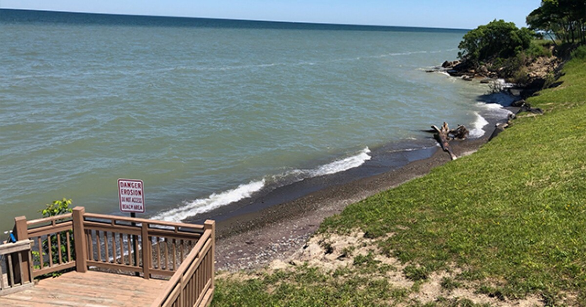 ODNR offering resources and programs to residents impacted by Lake Erie water levels - News 5 Cleveland