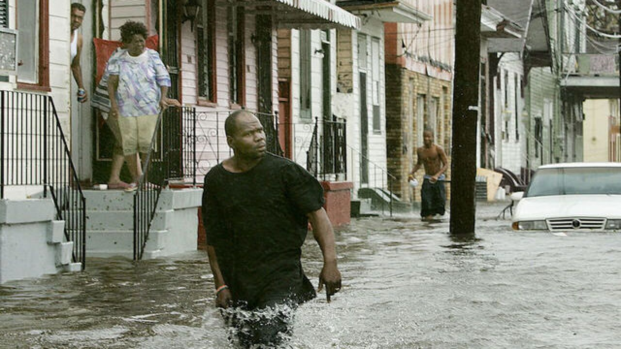 Photos: Hurricane Katrina remembered 12 years later
