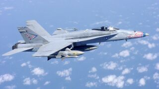 2 Navy jets crash in Pacific
