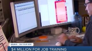 $4 Million for job training
