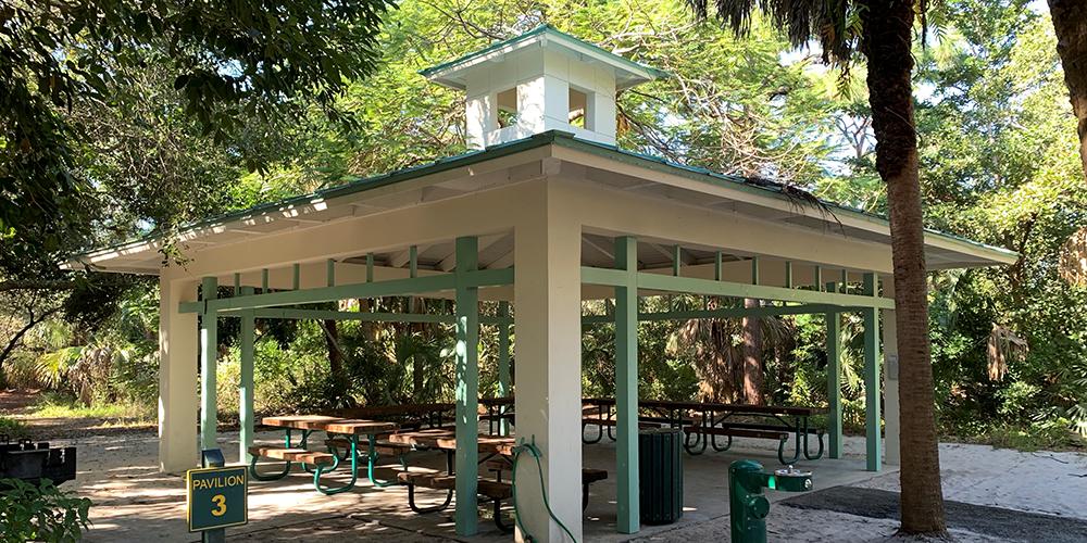 Sugar Sand Park pavilion 3