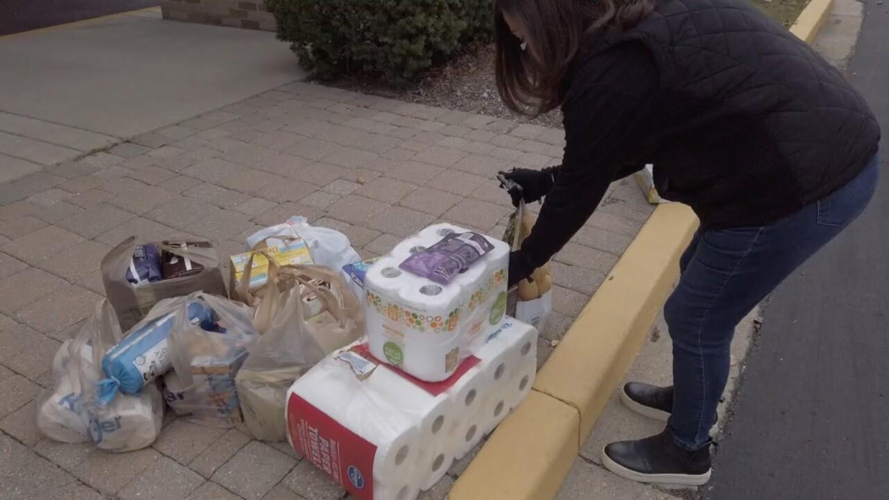 Kosher donations
