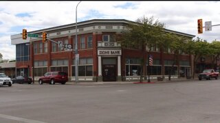 Uniquely Utah: Bank built from bricks sent by mail still standing 100 yearslater