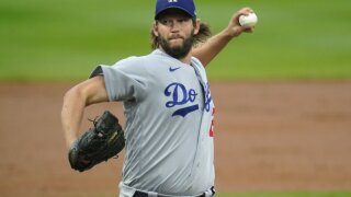 Kershaw tosses 7 strong innings, Dodgers beat Rockies 6-1