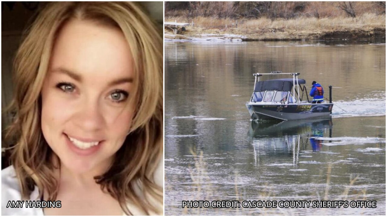 Search for Amy Harding enters 3rd week