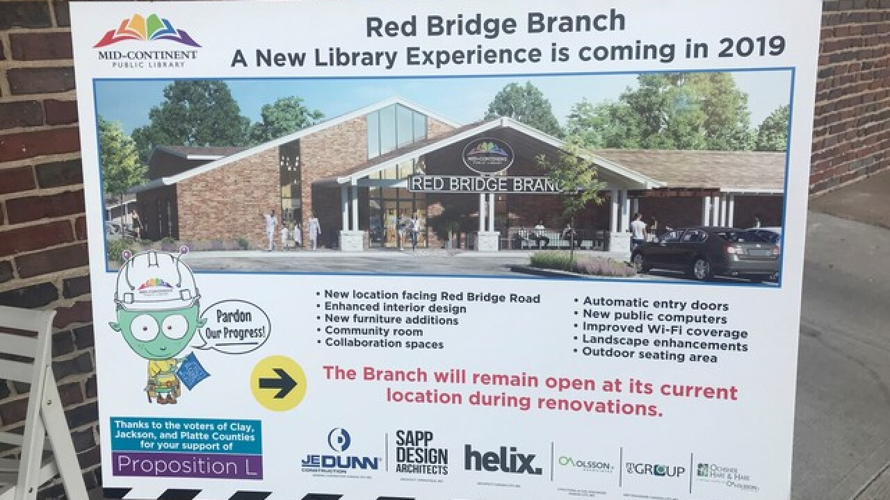 New lease on life for Red Bridge Shopping Center