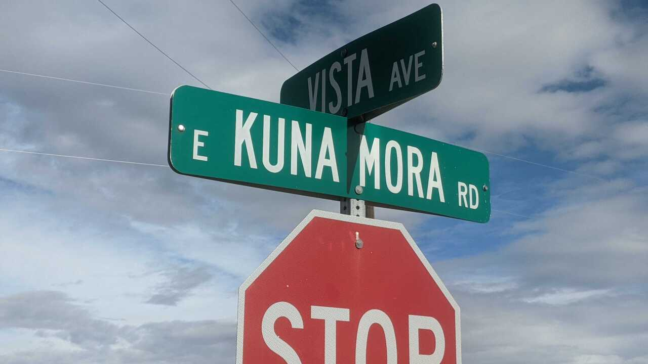 Kuna Mora Road