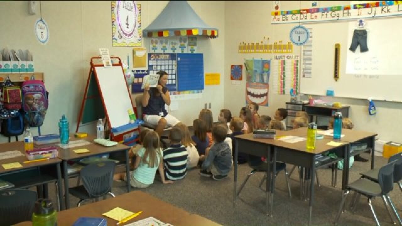 Some Utah school districts facing teacher shortage, officials say