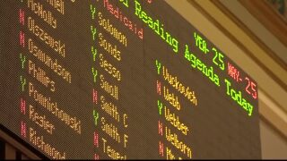 Medicaid expansion bill still on ice