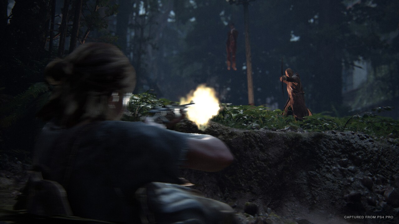 Last of Us Part II screenshot