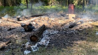 Glacier National Park fires remain under investigation
