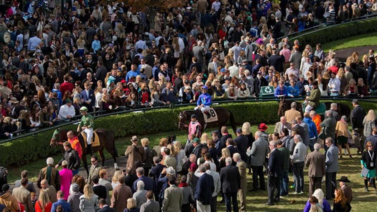 Keeneland's Fall Meet Kicks Off Today