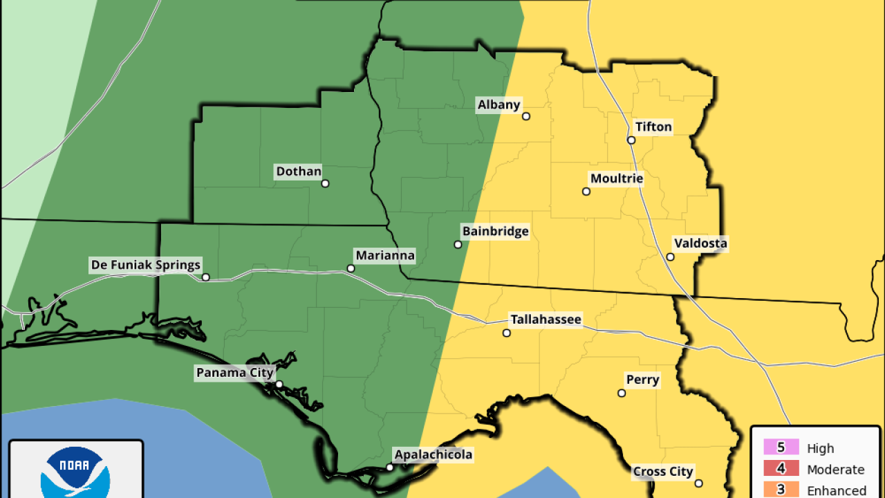 SPC Outlook (05/24/2017) Day 1