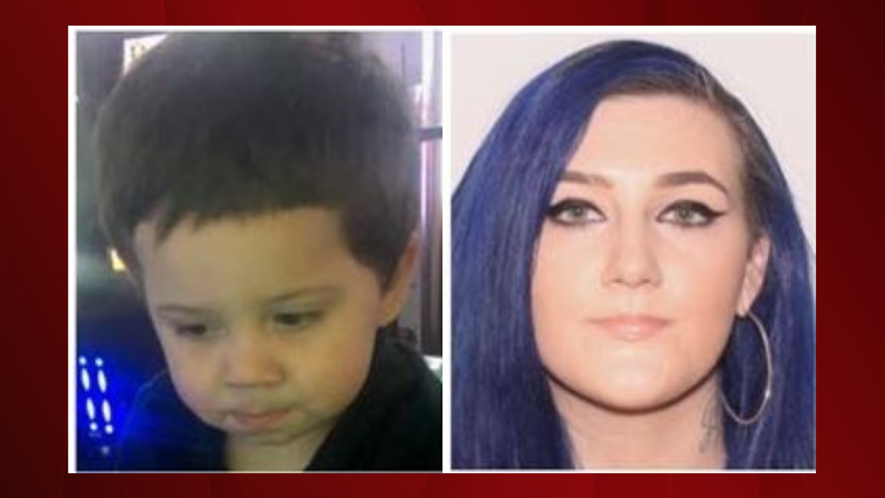 Missing Child Alert issued for Pasco County 1-year-old boy