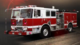 fire truck AP