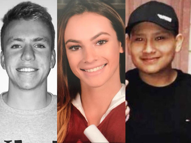 These are the victims killed at the Parkland school shooting