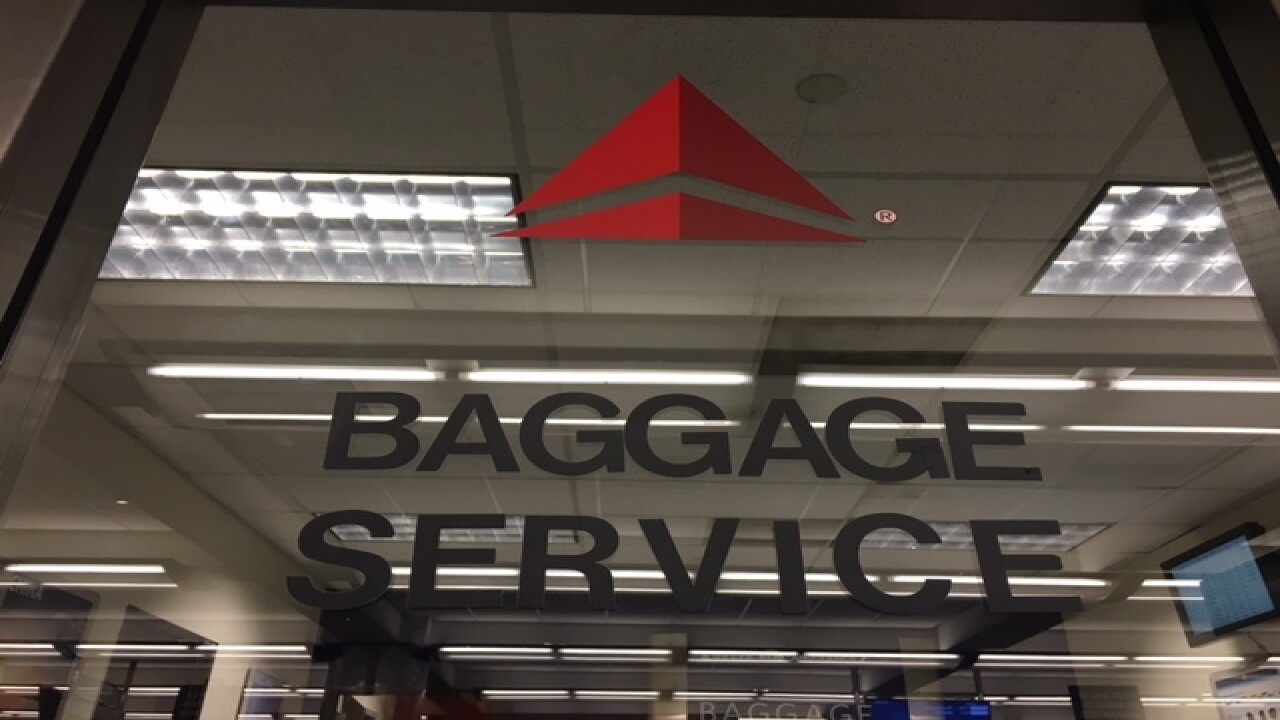 Delta Airlines announces RFID technology to track bags from start of trip to finish