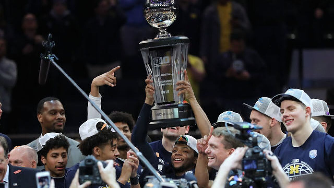 2018 NCAA Tournament: How to watch Michigan vs. Montana on TV, live stream
