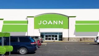 Gildan t-shirts are buy 2, get 1 free at Joann
