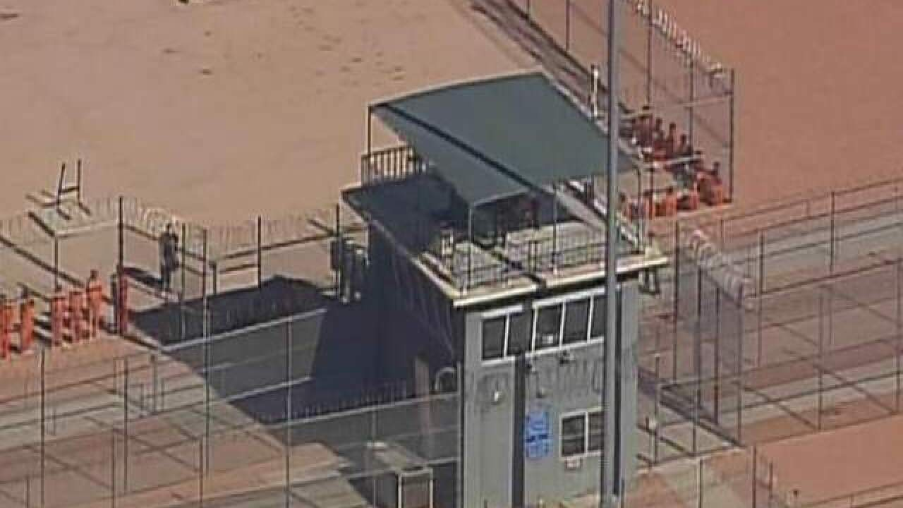 AZ correctional officer charged with assaulting inmate at Lewis prison