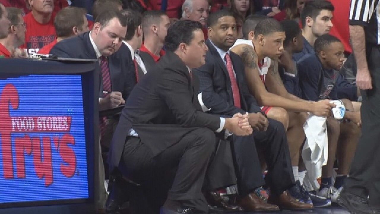 UA begins process of firing assistant coach
