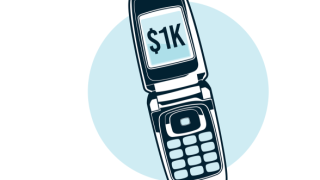 Can you use a flip phone for a week? It could get you $1,000