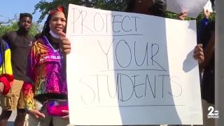 city schools walkout